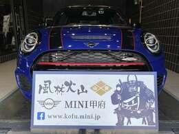 MINI JOHN COOPER WORKS 3DOOR/MINI TRACK STYLE/ランフラットタイヤ
