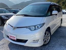トヨタ エスティマ 2.4 アエラス ユーザー買取車 サンルーフ