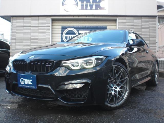 2020年BMW M4クーペコンペティション入庫致しました!!