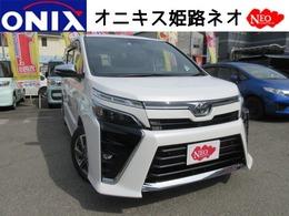 トヨタ ヴォクシー 2.0 ZS 煌III 新車 11型ナビバックカメラETCマットバイザ