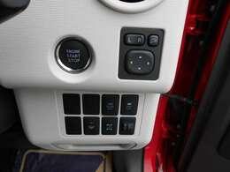 ●スマートキータイプの車です。キーを取り出す必要が無いので乗り降り、発進までスムーズでカギを探すストレスがありません●
