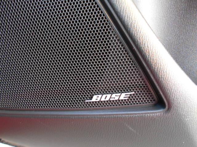 BOSEサウンドシステム+7スピーカーでバランスよく臨場感にあふれるサウンドをお楽しみください。