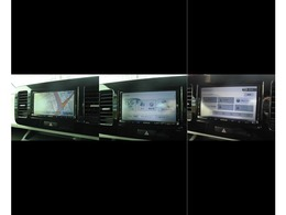 ケンウッド製メモリーナビ搭載です。ワンセグTV機能も備えています。