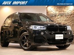 BMW X5 xドライブ 50i Mスポーツ 4WD コンフォートPKG パノラマ 黒革 ACC 1オナ