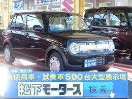 スズキ アルトラパン 660 G リアコーナーセンサー 届出済未使用車