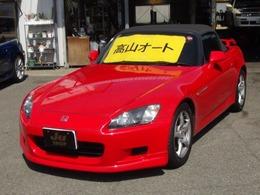 ホンダ S2000 2.0 リアスポイラー モデューロサスペンション