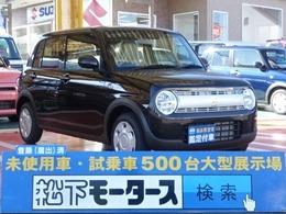 スズキ アルトラパン 660 L シートヒーター 届出済未使用車
