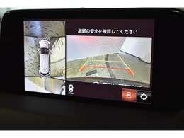 360度ビューモニター付きSDナビ 地上DTV&DVD&Bluetoothオーディオ♪