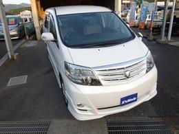 トヨタ アルファード 2.4 V AS HDDナビ・フルセグ・左右パワスラ