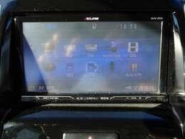メモリーナビを搭載。デンソーテン販売 イクリプス(ECLIPSE) AVN-Z03i メモリーナビゲーション内蔵 SD/CD/DVD/Bluetooth/Wi-Fi/地上デジタルTV 7型WVGA AVシステム AVN-Z03i