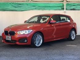 BMW 1シリーズ 118d Mスポーツ パーキングサポート シートヒーター LED