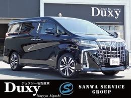 トヨタ アルファード 2.5 S Cパッケージ 新車 ALPINEナビ取付0K パワーバックドア