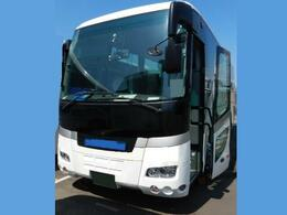 いすゞ ガーラ 中型観光 29人乗 HD9 6MT 全席モケリク ダブルサロン