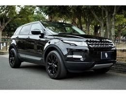 ランドローバー レンジローバーイヴォーク ピュア 4WD TV新品交換済み ブラックホイール