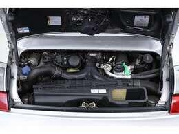 3.6水冷水平対向6気筒DOHC24バルブICツインターボ