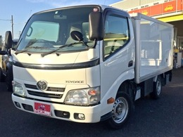 トヨタ トヨエース 冷蔵冷凍車 TECS-7度設定表示 AT車 積載1トン