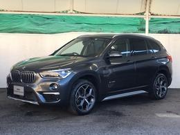 BMW X1 xドライブ 18d xライン 4WD コンフォートP パーキングサポート