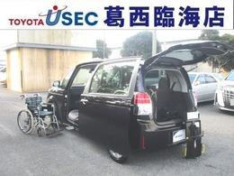 トヨタ スペイド 1.5 X ウェルキャブ 助手席回転チルトシート車 Bタイプ TSS スマートキー 左側パワードア
