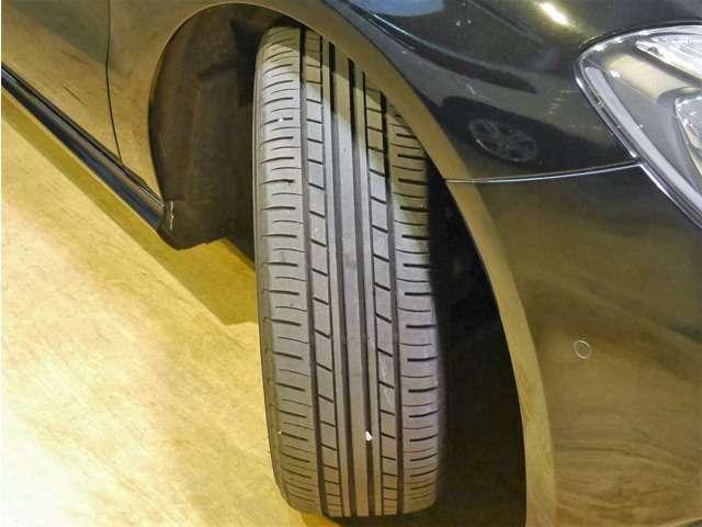 Aプラン画像:●タイヤ、ブレーキパッド残量もまだまだ残っており、安心してお乗り頂けます♪