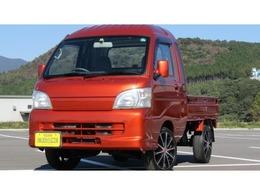 ダイハツ ハイゼットトラック 660 ジャンボ 3方開 全塗装済 タイミングチェーンエンジン