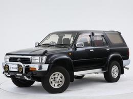 トヨタ ハイラックスサーフ 3.0 SSR-X ワイドボデー ディーゼルターボ 4WD 最終/ブラック/サンルーフ/ディーゼルタ