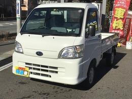 スバル サンバートラック 660 TB 三方開 4WD パワステ・エアコン