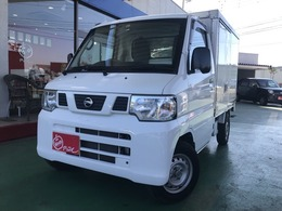 日産 NT100クリッパー 冷蔵冷凍保温車