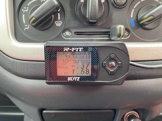 ブリッツR-FIT☆