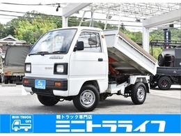 スズキ キャリイ ダンプ 4MT 4WD