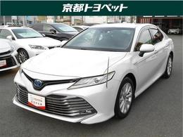 トヨタ カムリ 2.5 G トヨタ認定中古車