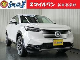 ホンダ ヴェゼル 1.5 e:HEV Z 新車/装備10点付 9型ナビ ドラレコ