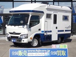 トヨタ カムロード バンテック ジル480スキップ 家庭用AC FFヒーター ソーラー オーニング