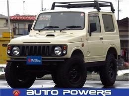 スズキ ジムニー 660 ワイルドウインド 4WD リフトアップMTタイヤ内装同色パネルAT車