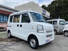 マツダ スクラム 660 PA ハイルーフ ナビ/ETC/集中ドアロック/車検整備付