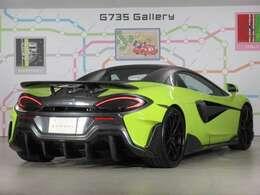 ◆「600LT」とは、エンジン、シャシー、エアロダイナミクスに大幅な改良を施した「スポーツ」シリーズの高性能モデルです◆