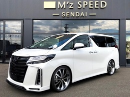 トヨタ アルファード 2.5 S Cパッケージ 4WD ZEUS新車カスタム ムーンルーフ 寒冷地