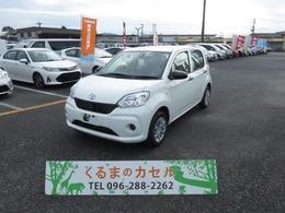 トヨタ パッソ 1.0 X S ワンセグナビ ETC
