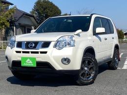日産 エクストレイル 2.0 20Xtt 4WD MKWホイール・JAOSマットガード・純正ナビ