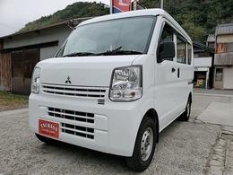 三菱 ミニキャブバン 660 M ハイルーフ 5AMT車 タイヤ4本新品 レベライザー付