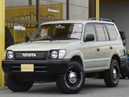トヨタ ランドクルーザープラド 2.7 TX リミテッド 4WD 丸目フェイス換装