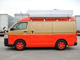 車両総重量2805kg 最大積載量500kg