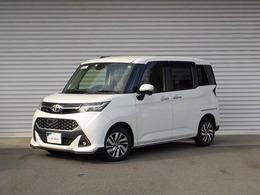 トヨタ タンク 1.0 カスタム G S 衝突軽減装置ワンオーナー禁煙車ナビ