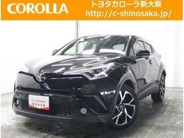 トヨタ C-HR 1.2 G-T 4WD 衝突軽減ブレーキ ワンオ-ナ-