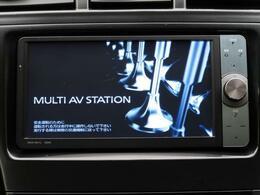 【純正HDDナビ】DVD再生可能です!!フルセグつきで高画質TV視聴が可能です♪