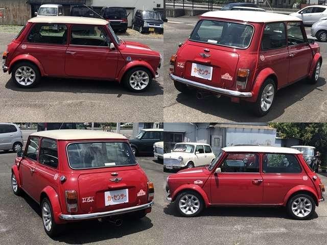 専門店だから出来る「納車前点検」を実施しています!NEW MINIの在庫車も揃えておりますのでお気軽にご来店下さい。