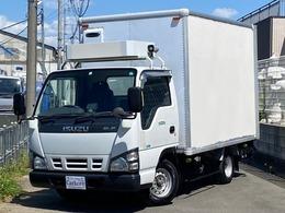 いすゞ エルフ 1.45t パネルバン LPG Bカメラ AT タンク期限R6/12