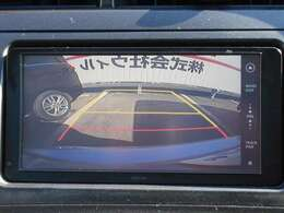 Bカメラつき!狭い駐車場や死角も安心です(*^^*)