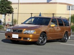 ボルボ V70 R AWD 4WD ボルボ復刻車(レストア車)サフランイエロー