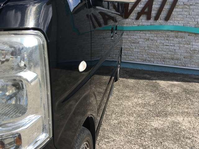 納車整備では純正部品や優良部品の使用にこだわり安価で粗悪な部品は採用しておりません。ご安心ください。