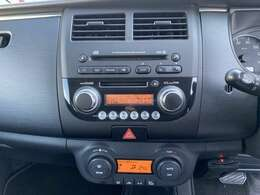 オートエアコン!ボタン1つで快適温度調整!
